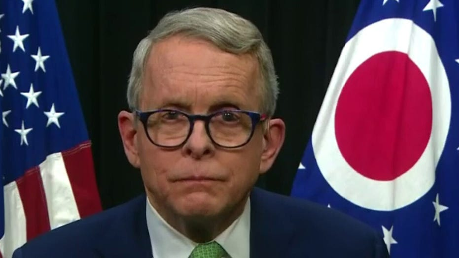 Ohio Gov. DeWine: We didn't want residents to choose between exercising their constitutional right and their health