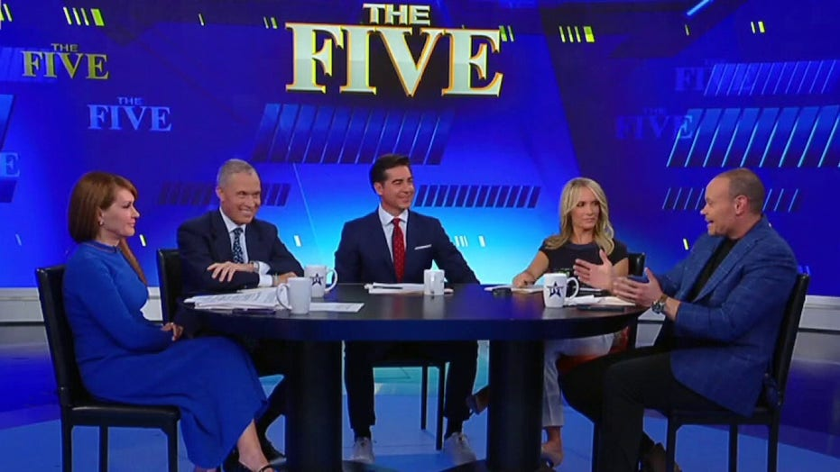 Obama's comments about secure borders a 'public warning to Biden': 'The Five'