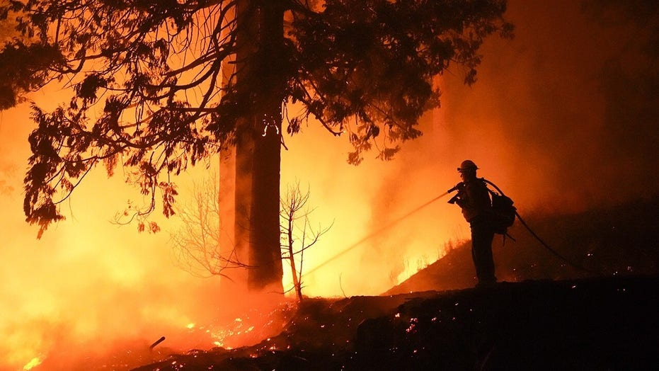 California wildfire sparked by gender reveal party spurs creator to urge 'stop having these stupid parties'