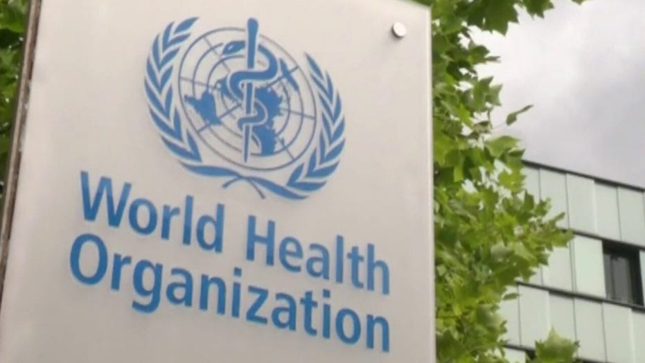 World Health Organization under fire for alleged pro-China bias