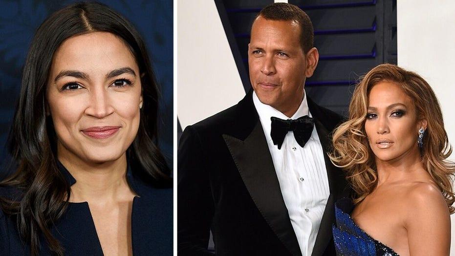 What's Trending: AOC celebrates oil crash; Alex Rodriguez and Jennifer Lopez take big step to buy Mets