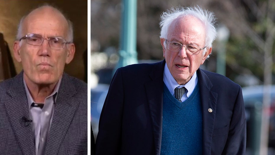 Victor Davis Hanson says Bernie Sanders' surge is a commentary on anemic Democratic presidential field