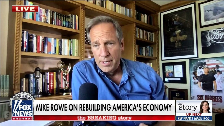 Mike Rowe: Americans are realizing 'the price of safety is devastating'