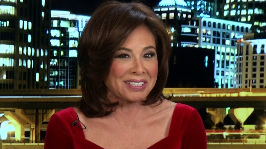 Judge Jeanine: Time to start worrying about the left's agenda
