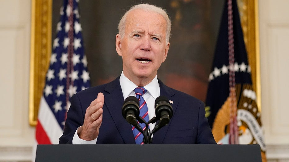 Biden urges Taliban to provide for 'well being' of Afghans