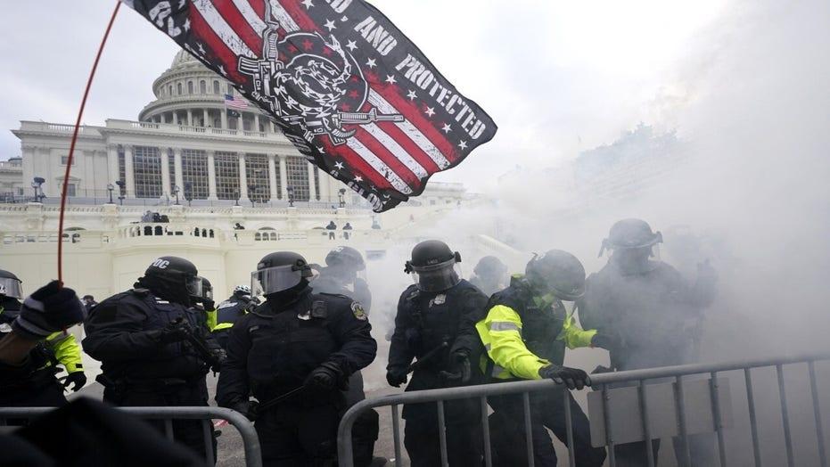 GOP lawmaker describes 'despicable' scene at US Capitol building