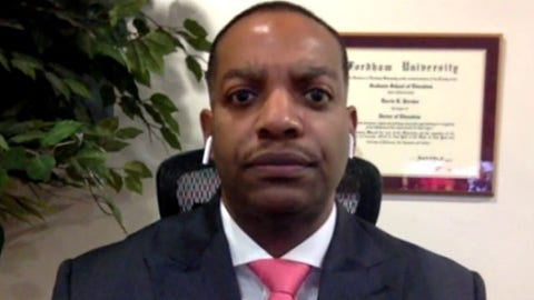 Darrin Porcher says George Floyd protests have to be peaceful