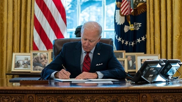 Biden faces bipartisan pushback ahead of spending plan rollout