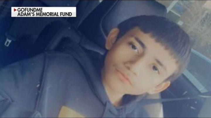 Video released of police shooting 13-year-old