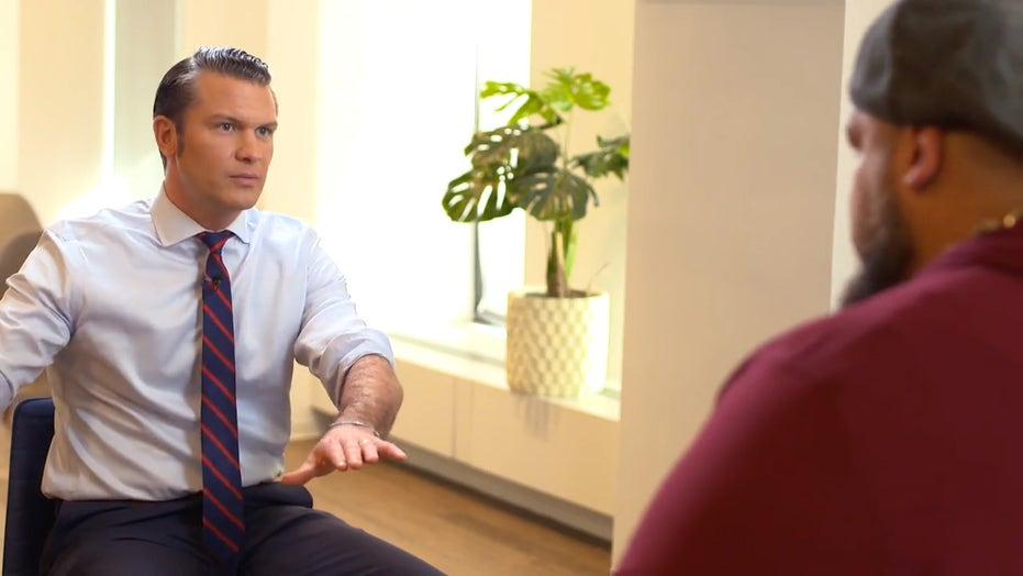 Fox News' Pete Hegseth opens up about post-traumatic stress after deployment