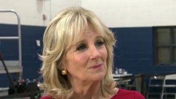 Dr. Jill Biden avoids tough questions on 'The View' as hosts skip past Hunter Biden allegations