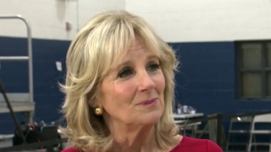 Dr. Jill Biden avoids tough questions on 'The View' as hosts skip past Hunter Biden allegations