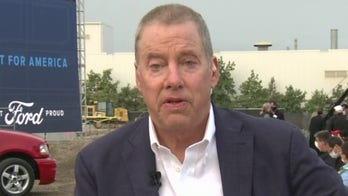 Bill Ford announces Michigan plant to roll out electric version of F-150