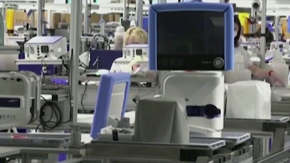 Hospitals face severe shortage of ventilators amid COVID-19 outbreak