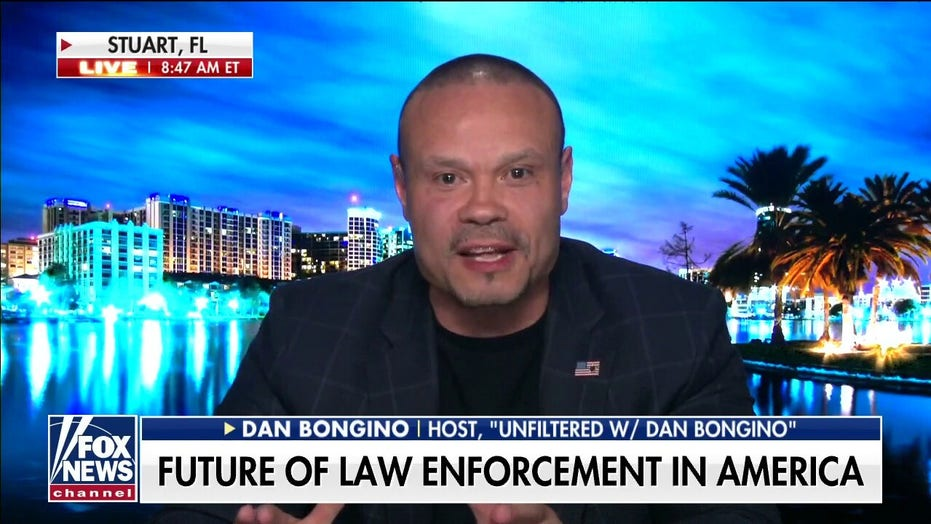 Dan Bongino: Liberalism is a 'forest fire' that's 'destroying America'