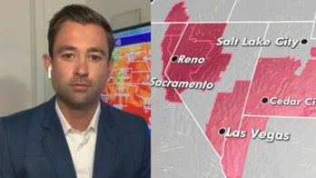Hot weather for much of US, severe thunderstorms take aim at northern Plains