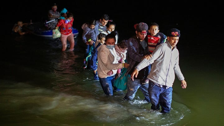 Texas judge says influx of migrants at border is a 'national crisis'
