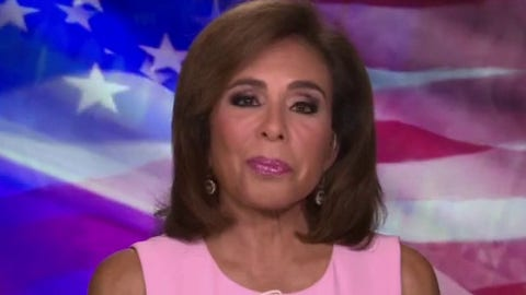 Judge Jeanine: New York City is now like a Third World country