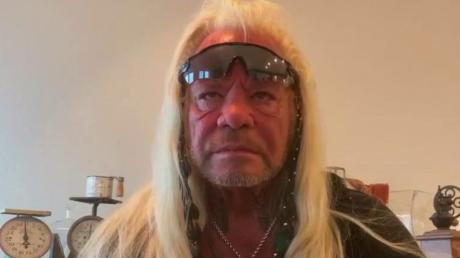 Dog the Bounty Hunter calls for police to 'take the lead out of the bullet,' adopt less-lethal alternatives