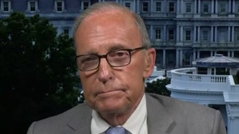Kudlow: As pandemic goes away you'll see an economic rebound