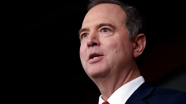 Trump legal team calls out Schiff for making accusations beyond impeachment articles