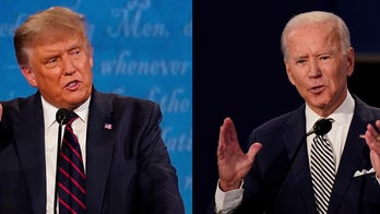 Fox News Poll: Biden gains ground over Trump