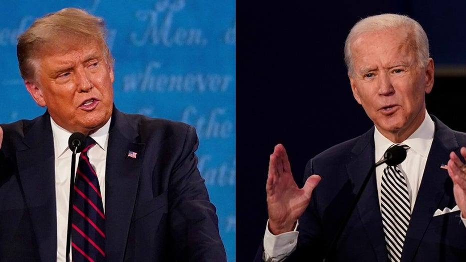 WSJ poll: Biden holds 14-point lead over Trump