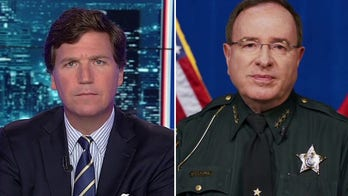 Florida county sheriff warns rioters they will 'go to jail forthwith'