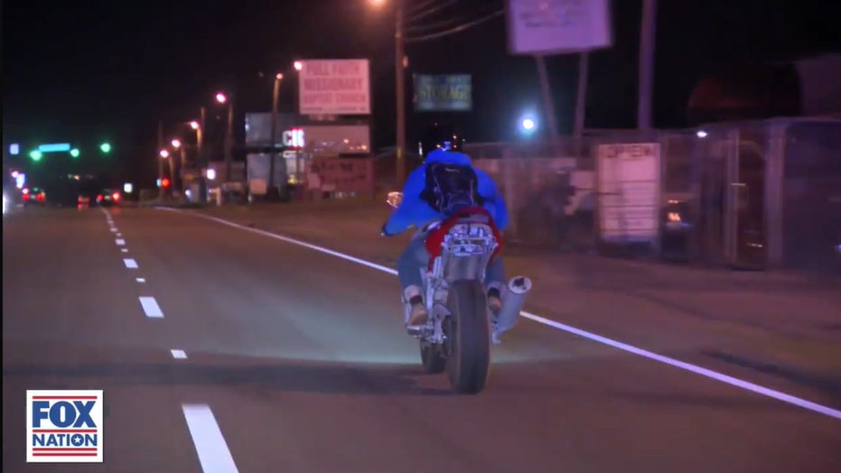 Fox Nation's 'COPS' takes on high-speed motorbike pursuit, domestic dispute, narcotics bust