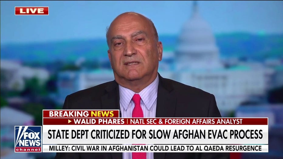 US sending any Afghans flagged for criminal or terror ties to Kosovo, officials say