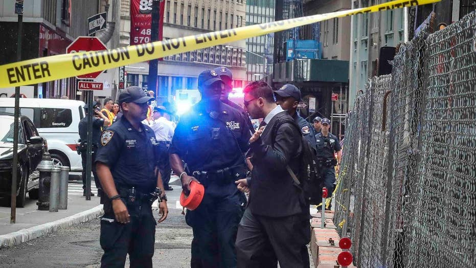 Roughly 15 percent of NYPD officers out sick amid COVID-19 pandemic