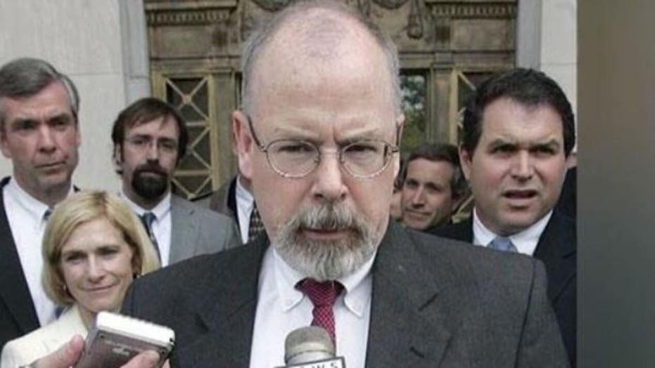 Where are John Durham's prosecutions of the 'Deep State'?