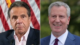 De Blasio calls on Cuomo to apologize to NYPD as petty feud continues despite riots