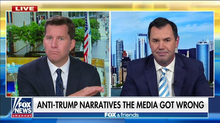 Joe Concha on why 'trust in media is at an all-time low'