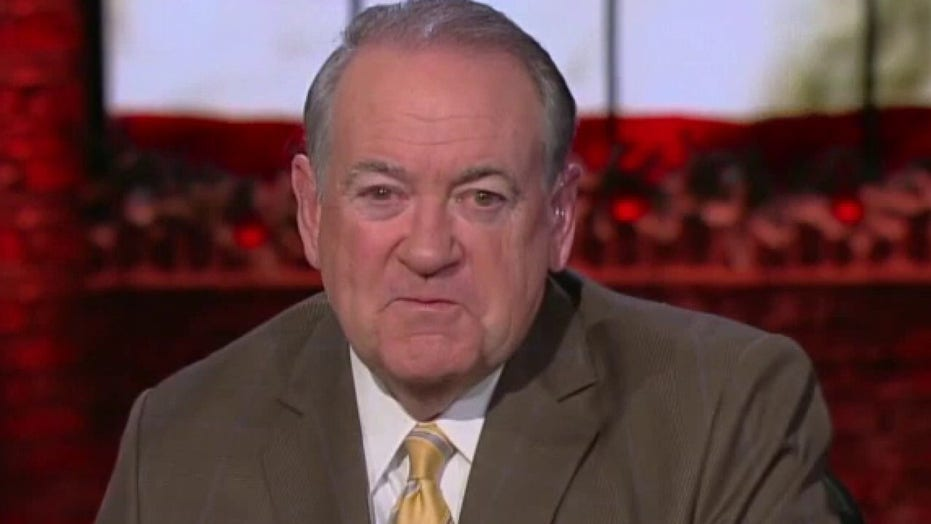 Huckabee: Joe Biden 'luckiest man' as media fails to press him on Hunter Biden probe
