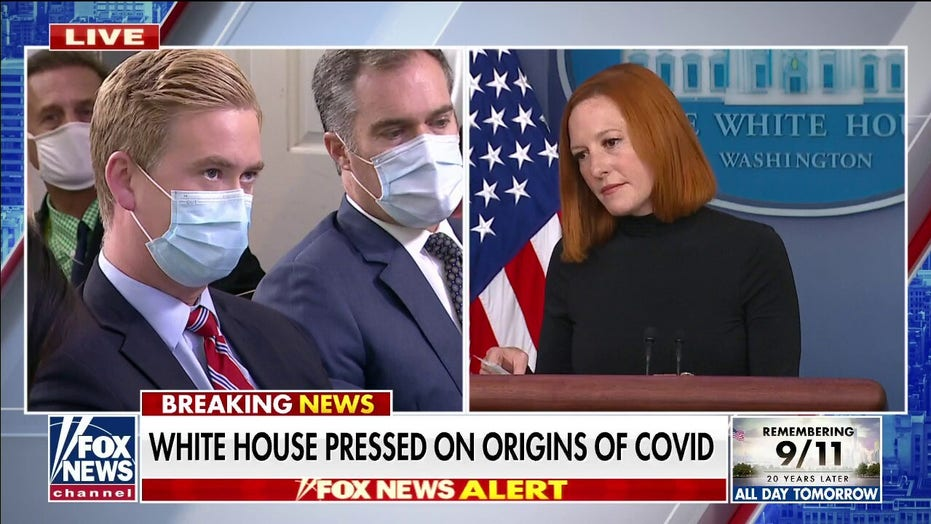 Psaki says business vaccine requirement a means of mandating vaccination 'through certain pathways'