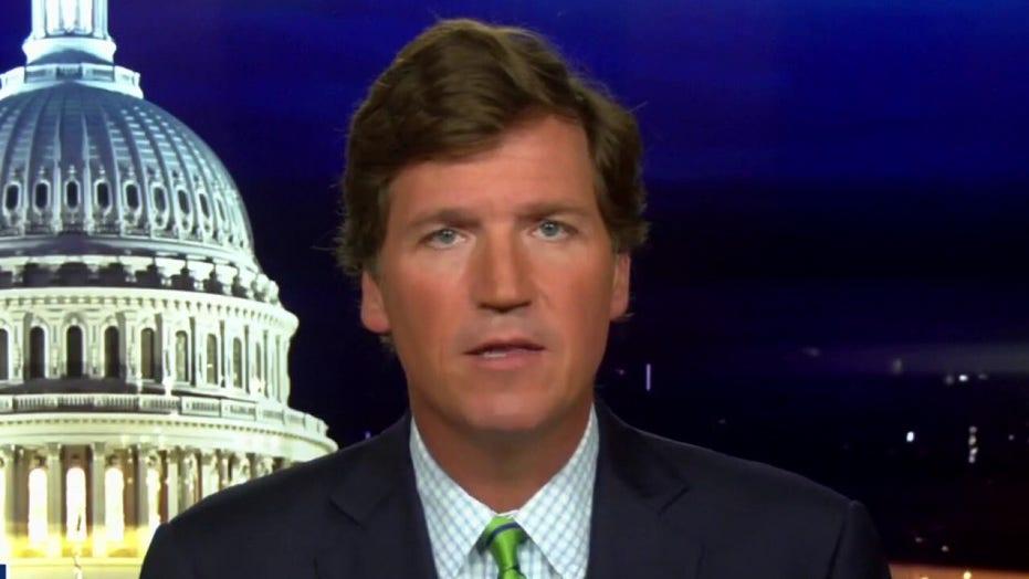 Tucker: The left doesn't want Joe Biden to debate President Trump