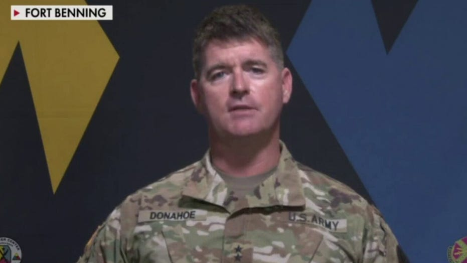 Retired Marine responds to 'woke' Fort Benning commanding general who attacked him over vaccine criticism