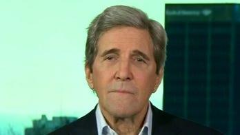 Trump takes aim at John Kerry, Democratic senators of violating Logan Act