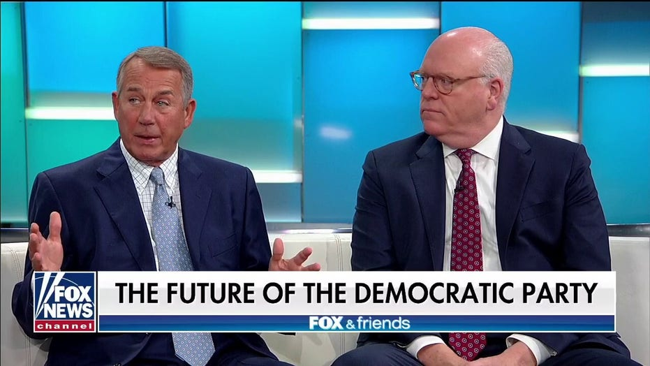 John Boehner and Joe Crowley on the Nevada presidential debate
