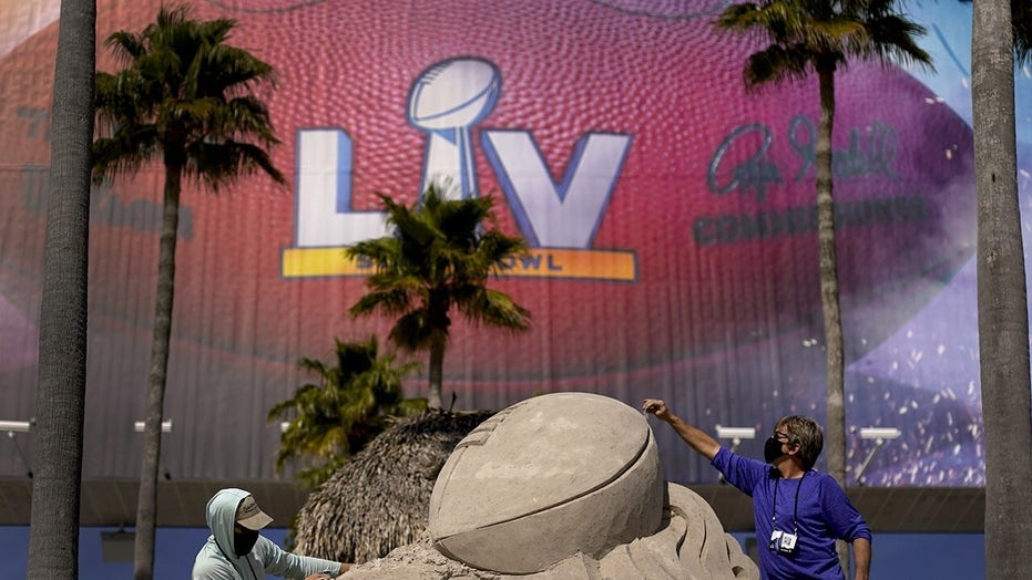 Tampa Bay police union says officers risk contracting COVID-19 as NFL, mayor, go forth with Super Bowl events