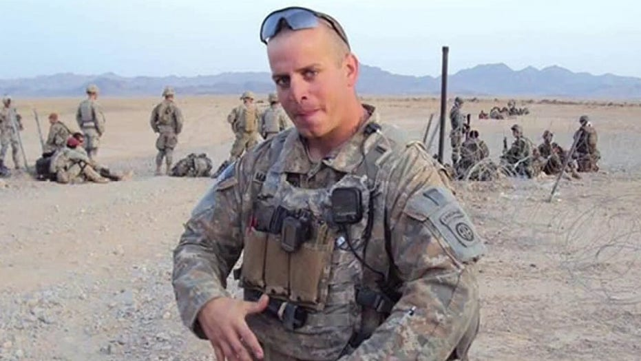Decorated veteran's suicide puts spotlight on epidemic plaguing America's veterans