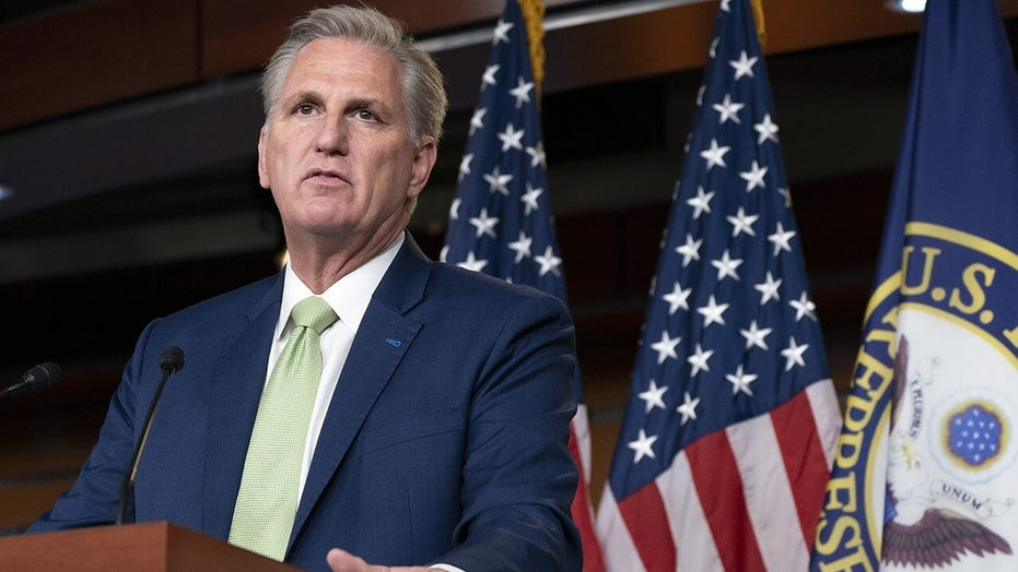 Kevin McCarthy: Dems could have condemned Maxine Waters' rhetoric, but instead they condoned it