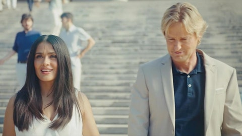 Salma Hayek's 'Bliss' is a mind-bending science fiction adventure