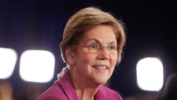 Warren hits 2020 Democratic rivals on health care