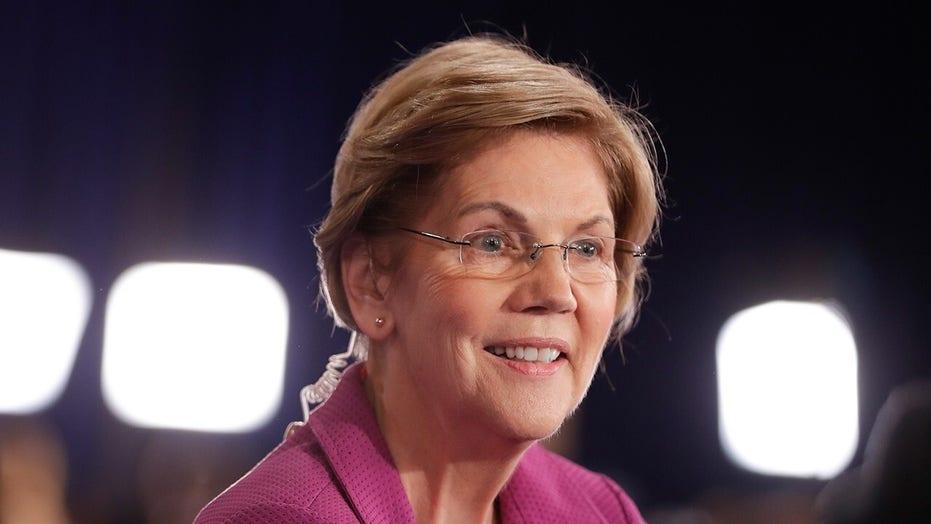 Warren hits 2020 Democratic rivals on health care