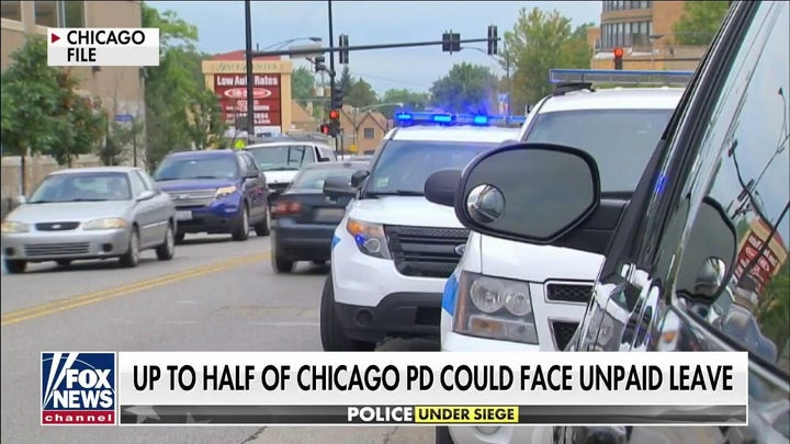 Chicago vaccine mandate may lead to police exodus