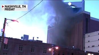 Nashville resident describes explosion aftermath