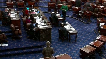 Vote on Senate's coronavirus bill looking unlikely soon -- despite amendment votes