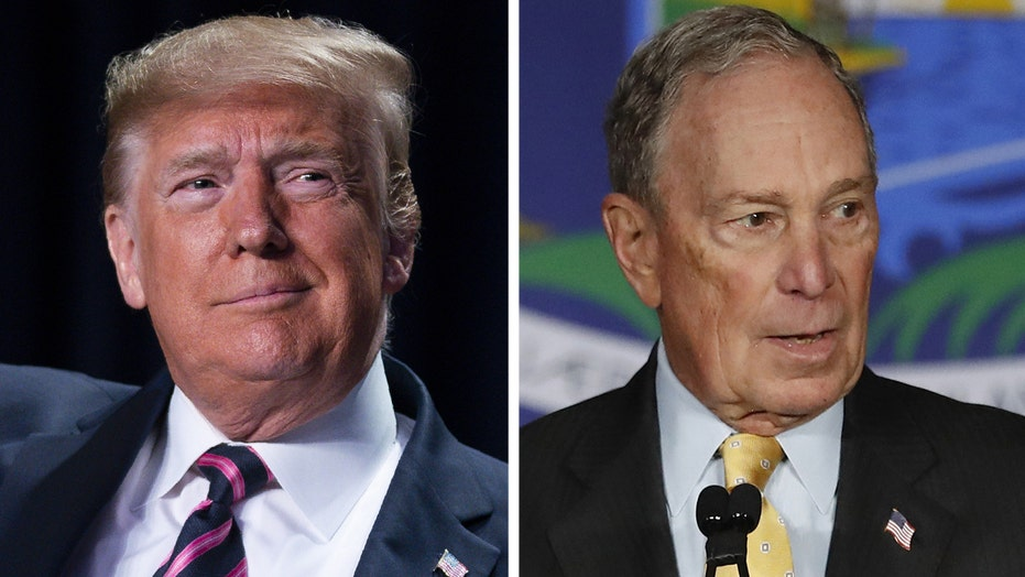 Trump: What Bloomberg did to the black community was a disgrace